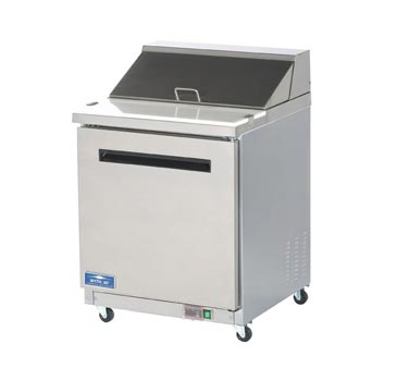 Arctic Air AST28R refrigerated counter, sandwich / salad unit