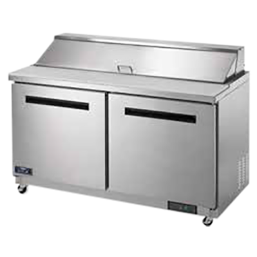 Arctic Air AST60R refrigerated counter, sandwich / salad unit