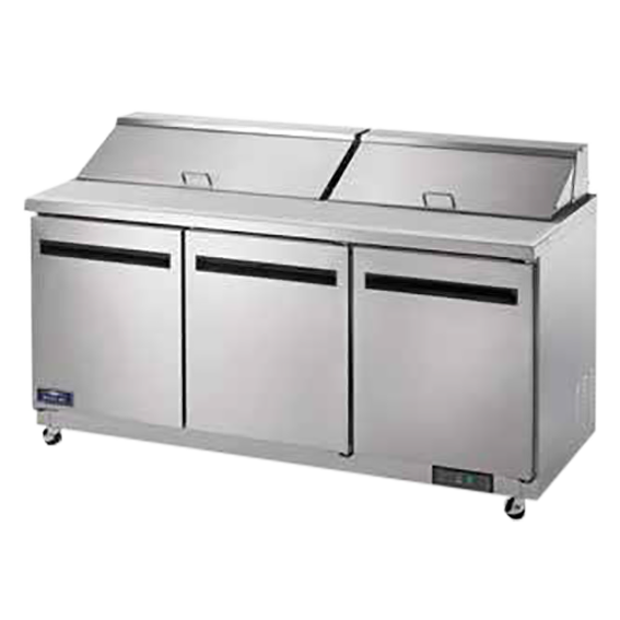 Arctic Air AST72R refrigerated counter, sandwich / salad unit