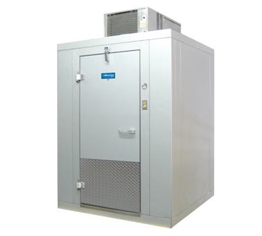 Arctic Industries BL68-F-SC walk in freezer, modular, self-contained