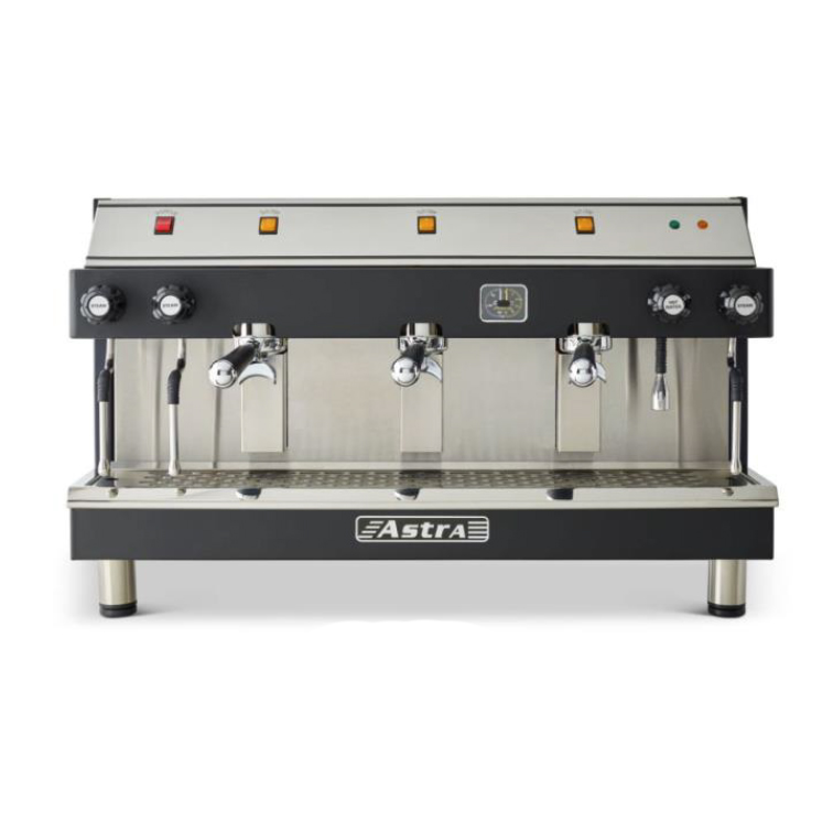 Astra Manufacturing M3S 018 espresso cappuccino machine