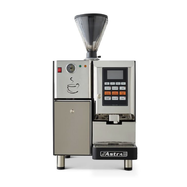 Astra Manufacturing SM 222-1 espresso cappuccino machine