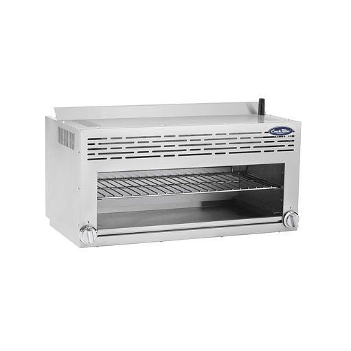 Atosa USA ATCM-36 cheesemelter, gas