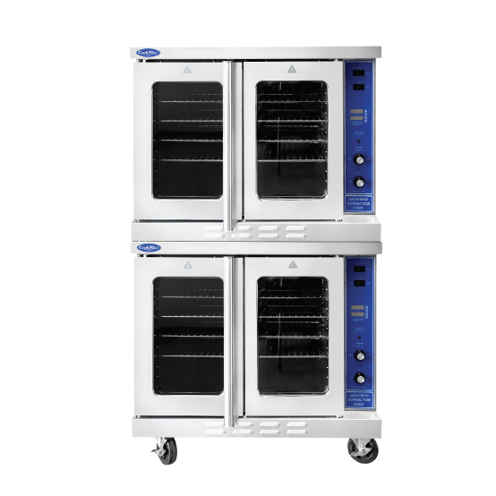 Atosa USA ATCO-513B-2 convection oven, gas