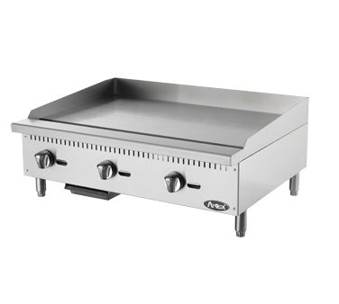 Atosa USA ATMG-36 griddle, gas, countertop