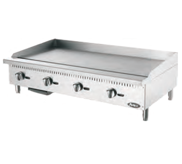 Atosa USA ATMG-48 griddle, gas, countertop