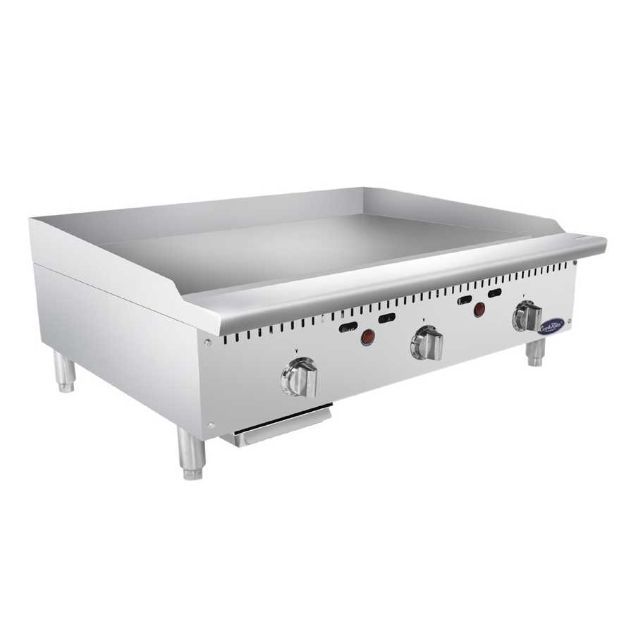 Atosa USA ATTG-36 griddle, gas, countertop