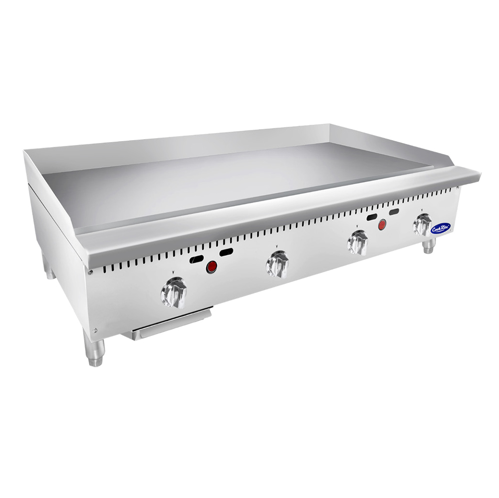 Atosa USA ATTG-48 griddle, gas, countertop