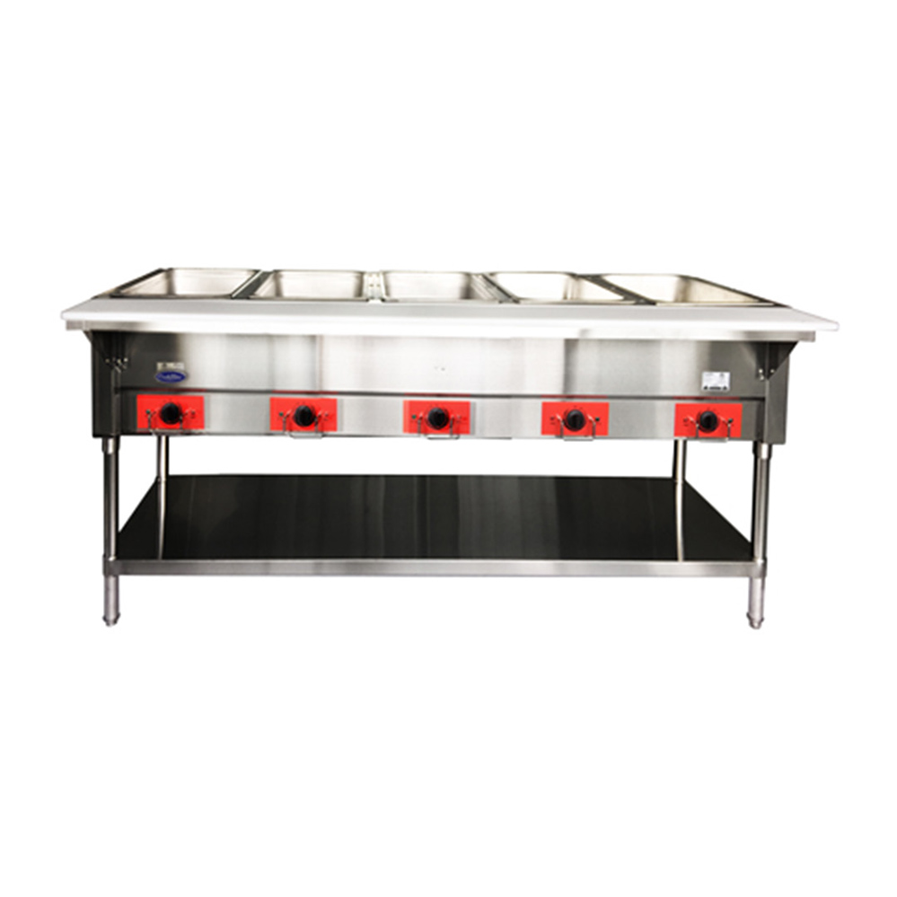 Atosa USA CSTEB-5 serving counter, hot food, electric