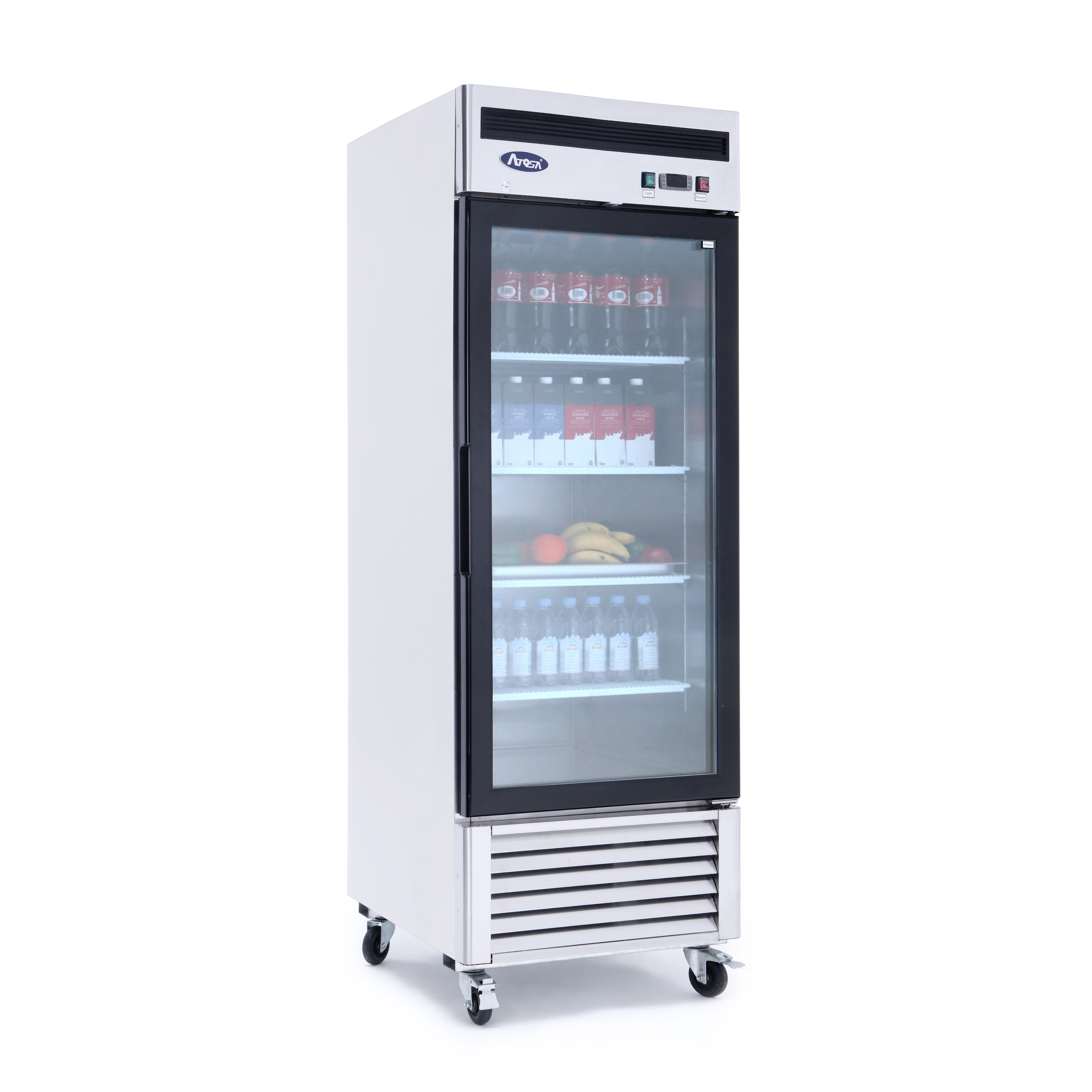 Atosa USA MCF8705GR refrigerator, merchandiser