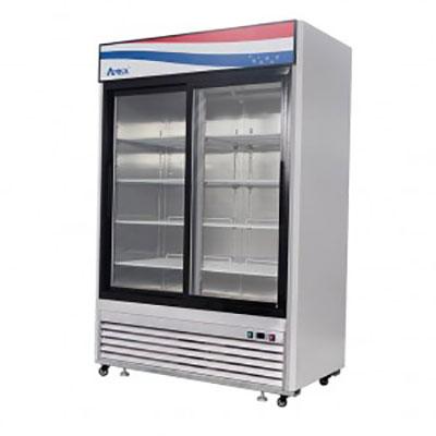Atosa USA MCF8709GR refrigerator, merchandiser