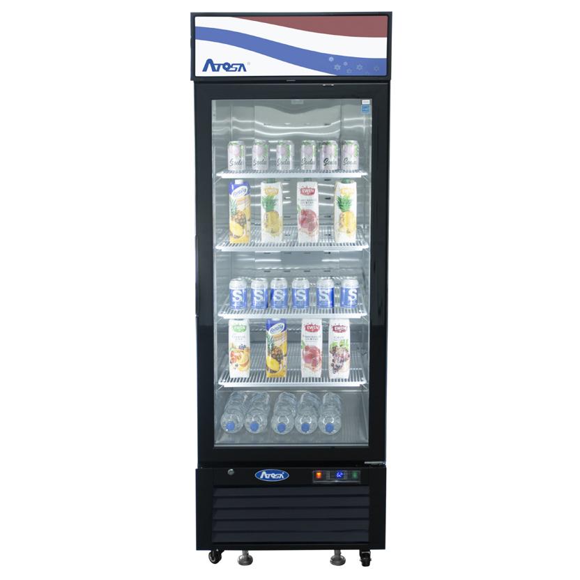Atosa USA MCF8722GR refrigerator, merchandiser