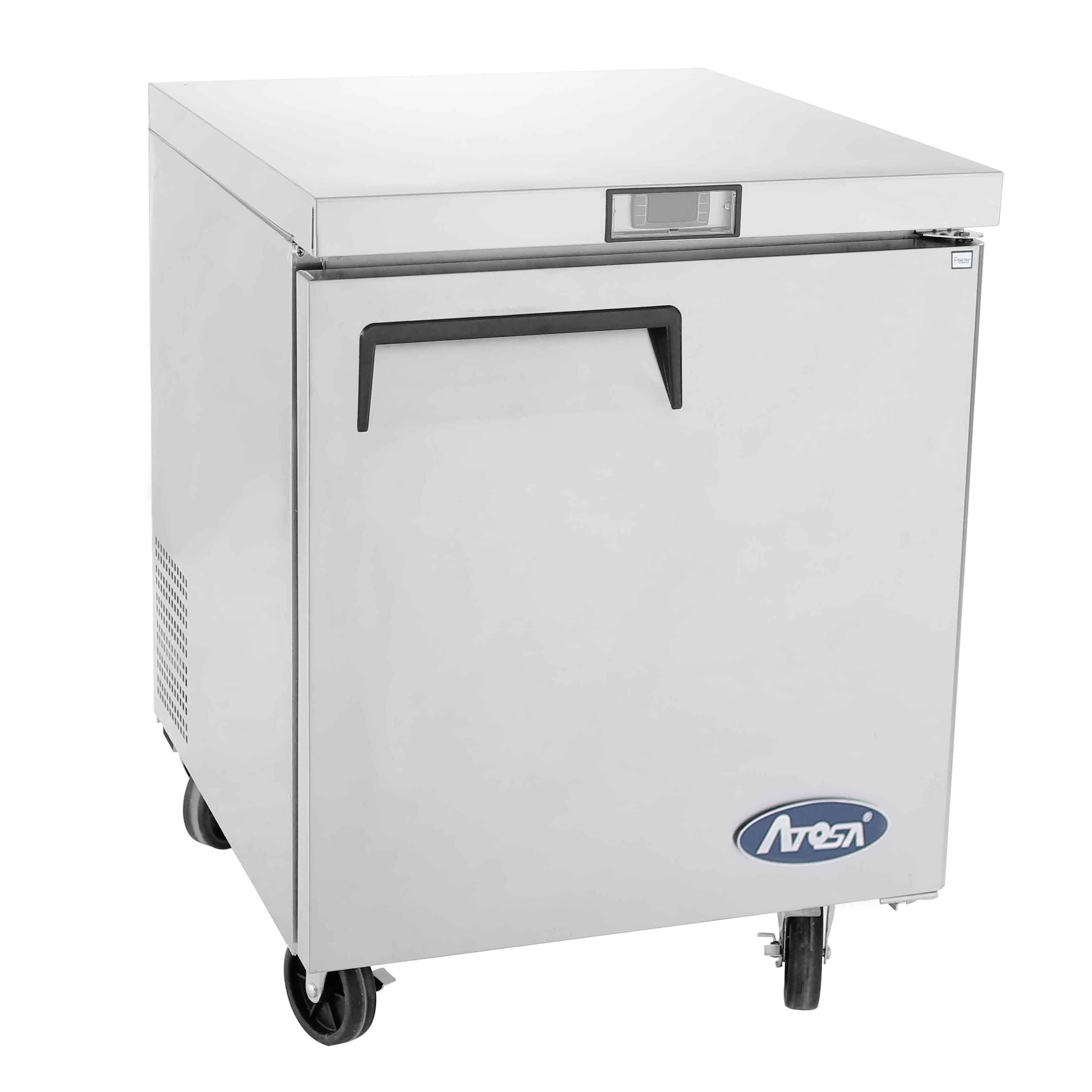 Atosa USA MGF8405GR freezer, undercounter, reach-in