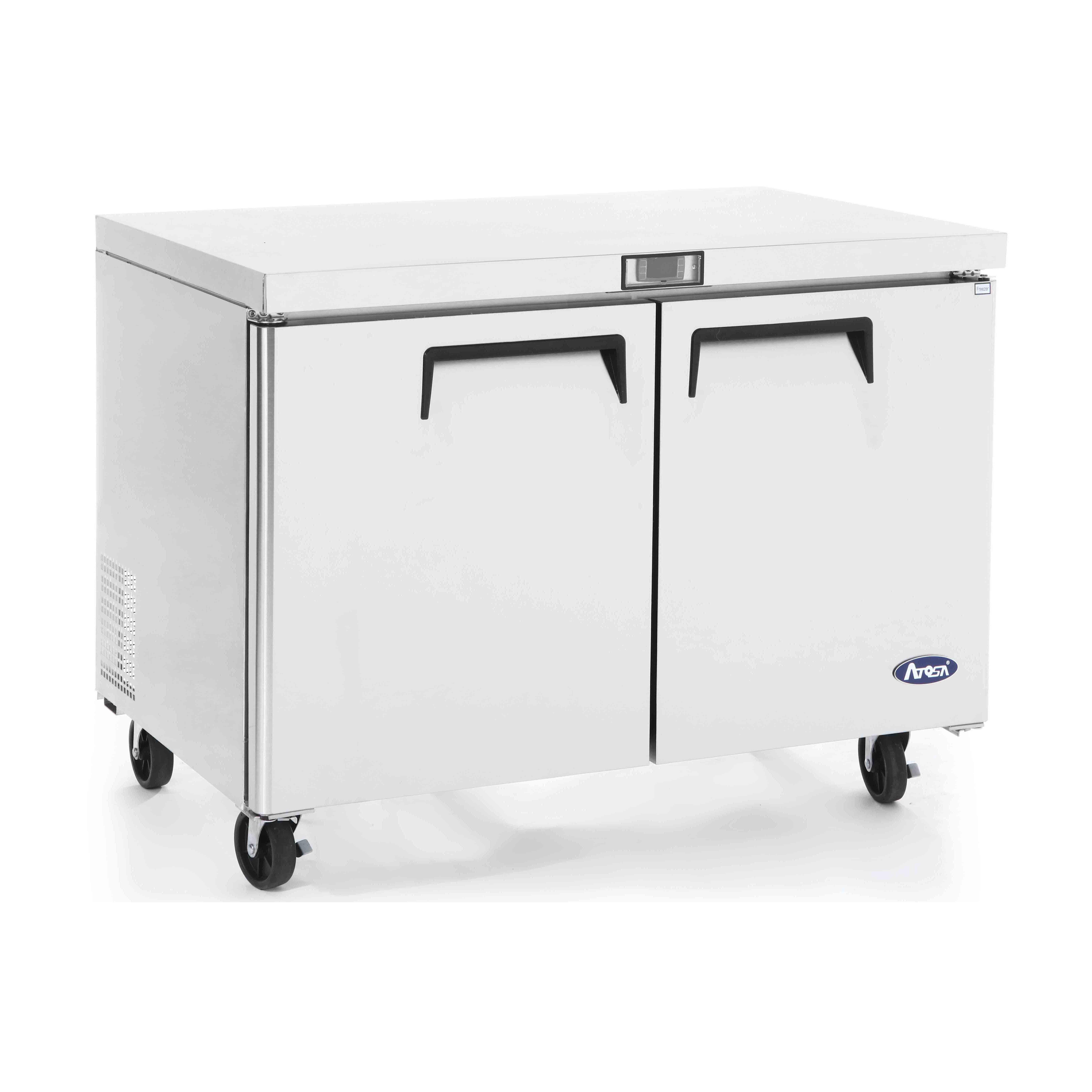 Atosa USA MGF8406GR freezer, undercounter, reach-in