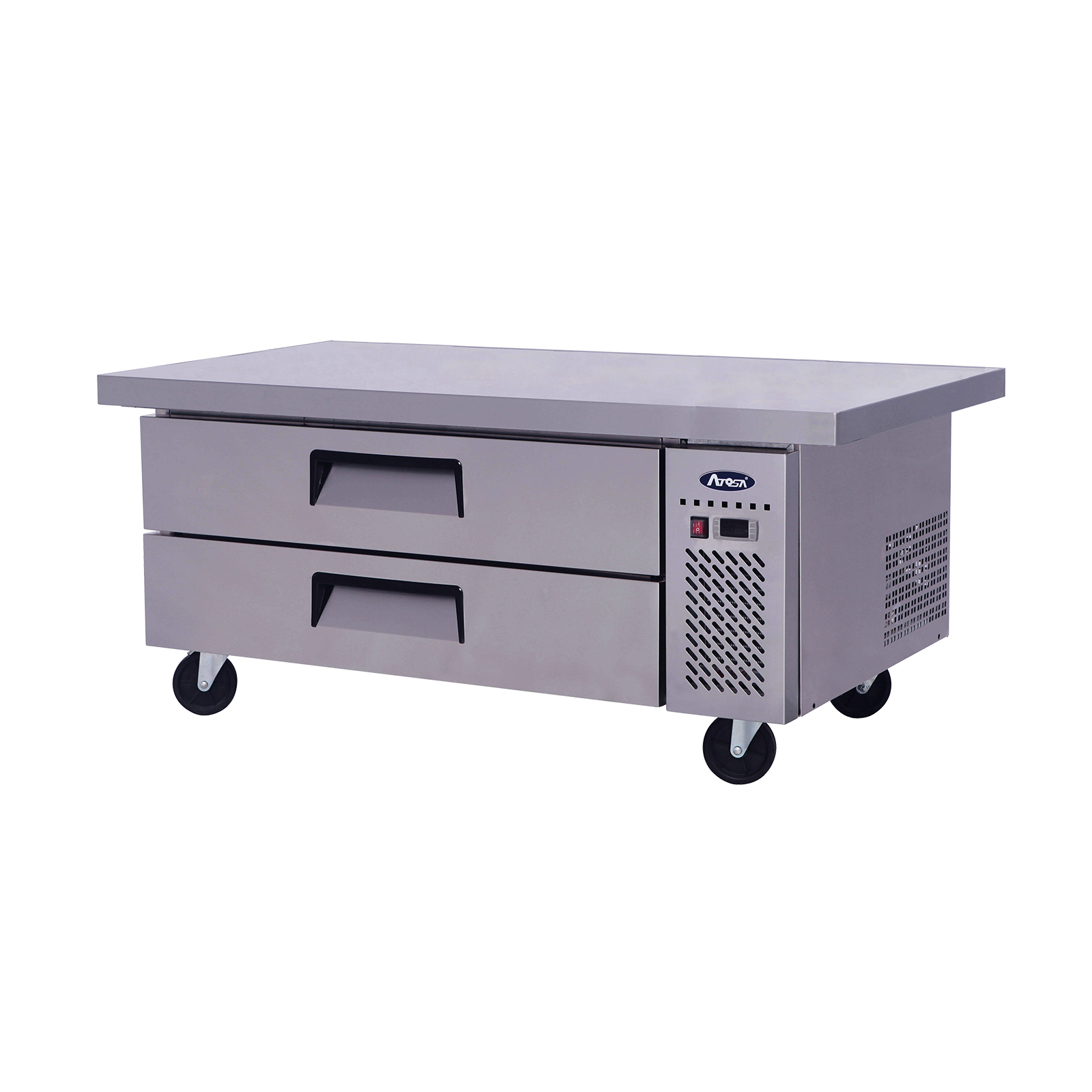 Atosa USA MGF8452GR equipment stand, refrigerated base