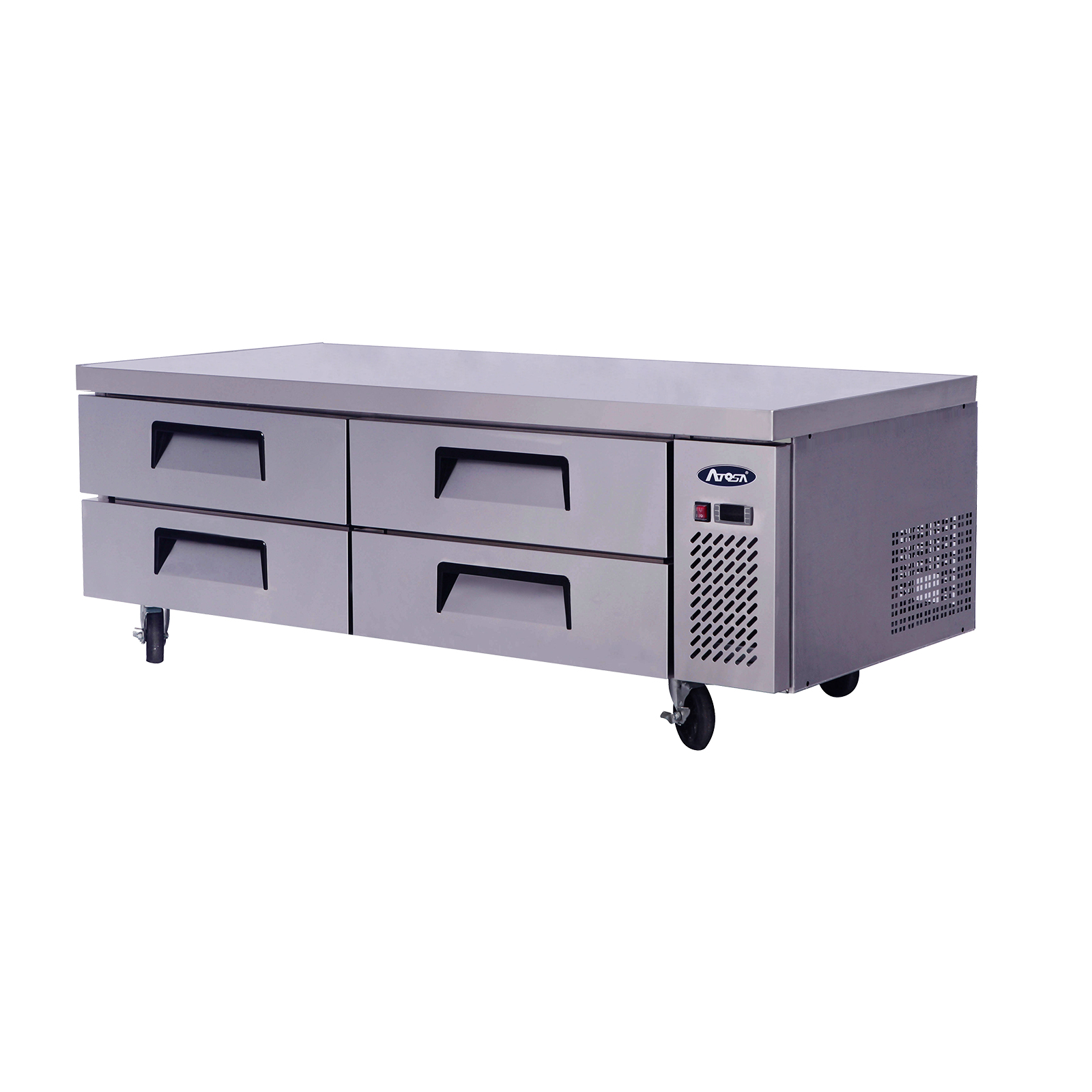 Atosa USA MGF8453GR equipment stand, refrigerated base