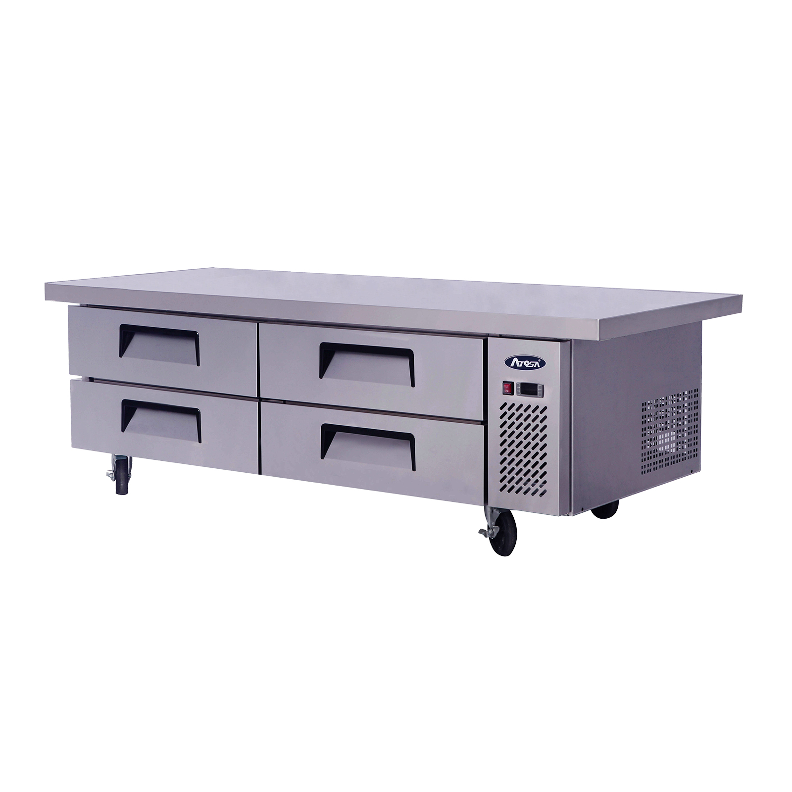 Atosa USA MGF8454GR equipment stand, refrigerated base