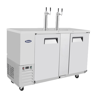Atosa USA MKC58GR draft beer cooler