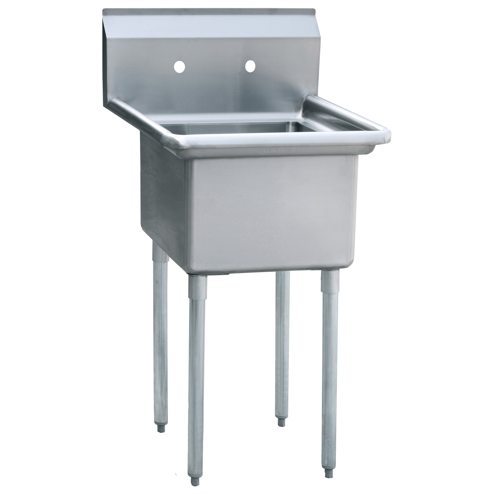 Atosa USA MRSA-1-N sink, (1) one compartment