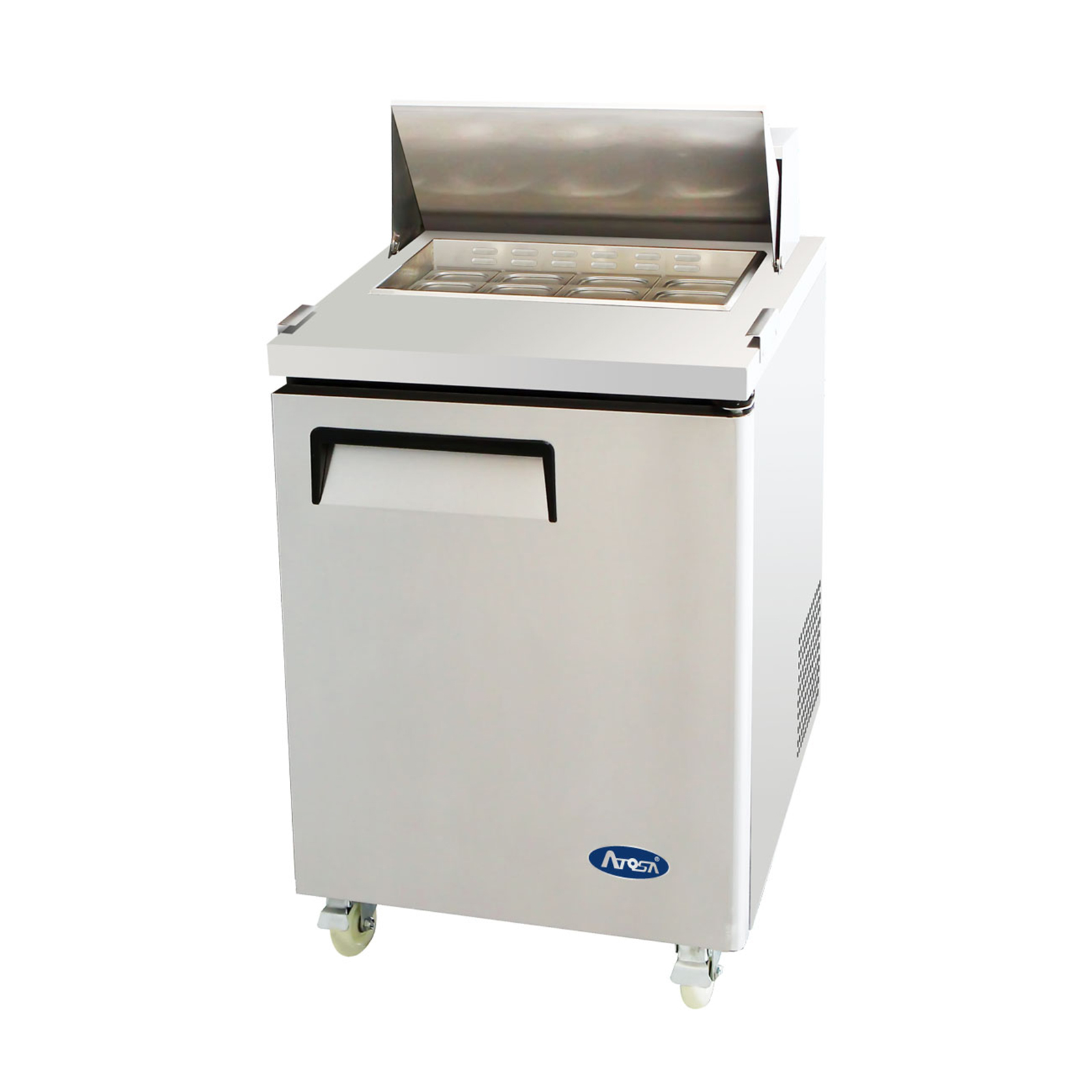 Atosa USA MSF8301GR refrigerated counter, sandwich / salad unit