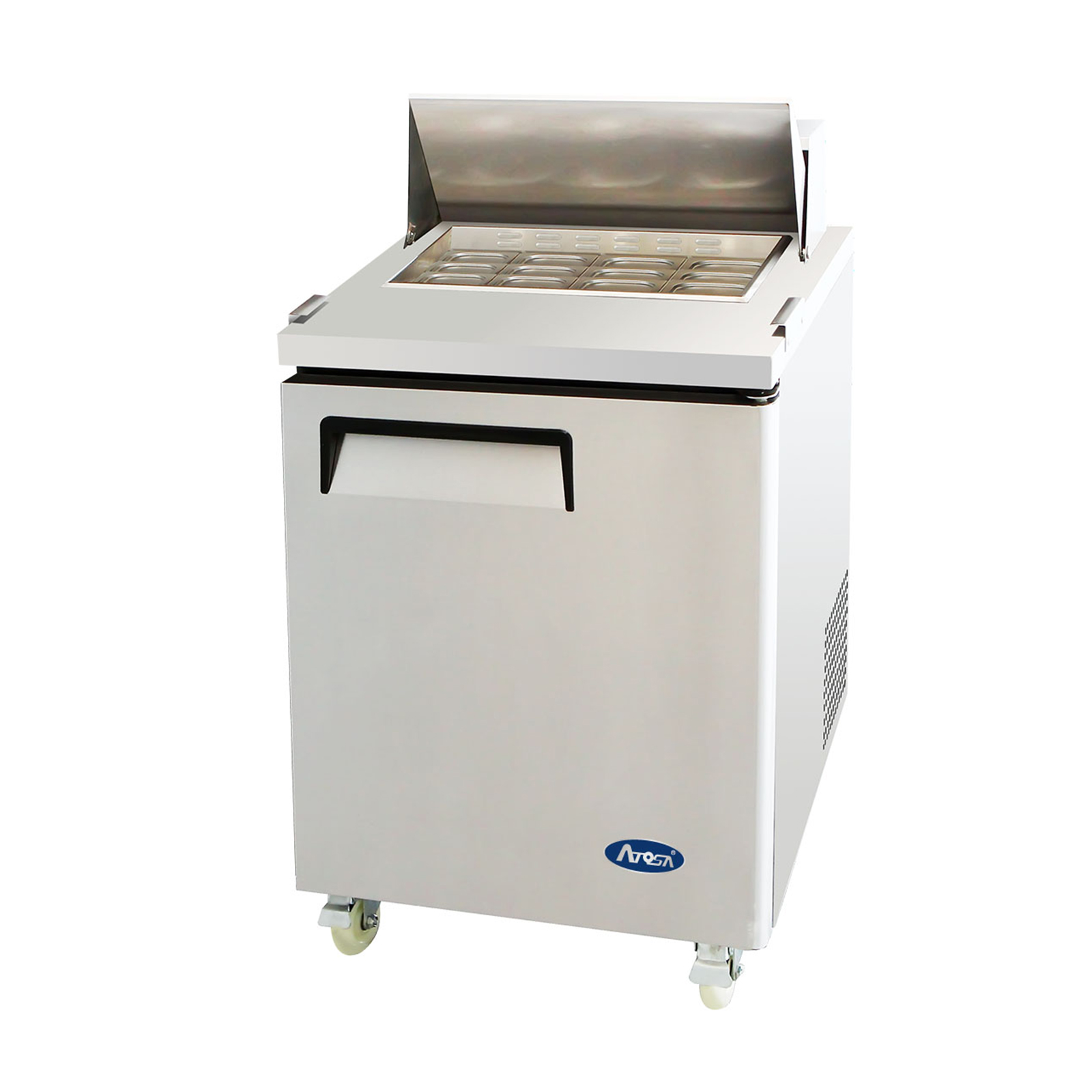 Atosa USA MSF8305GR refrigerated counter, mega top sandwich / salad unit