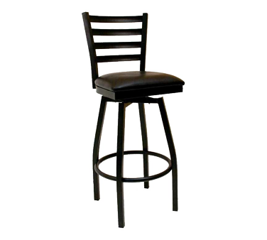 77-BSS GR4 American Tables & Seating bar stool, swivel, indoor