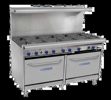 Bakers Pride 60-BPV-10B-S26 range, 60
