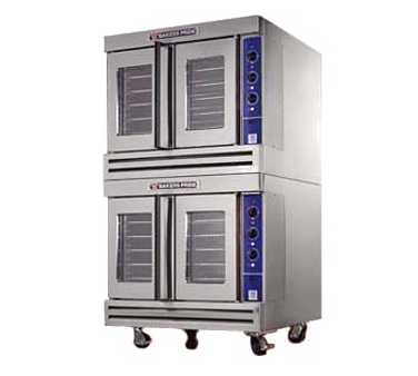 Bakers Pride BCO-G2 convection oven, gas