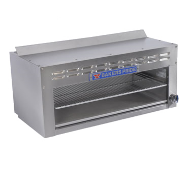 Bakers Pride BPCMI-48 cheesemelter, gas