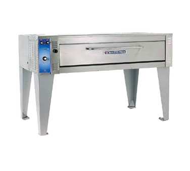 Bakers Pride ER-2-12-5736 oven, deck-type, electric