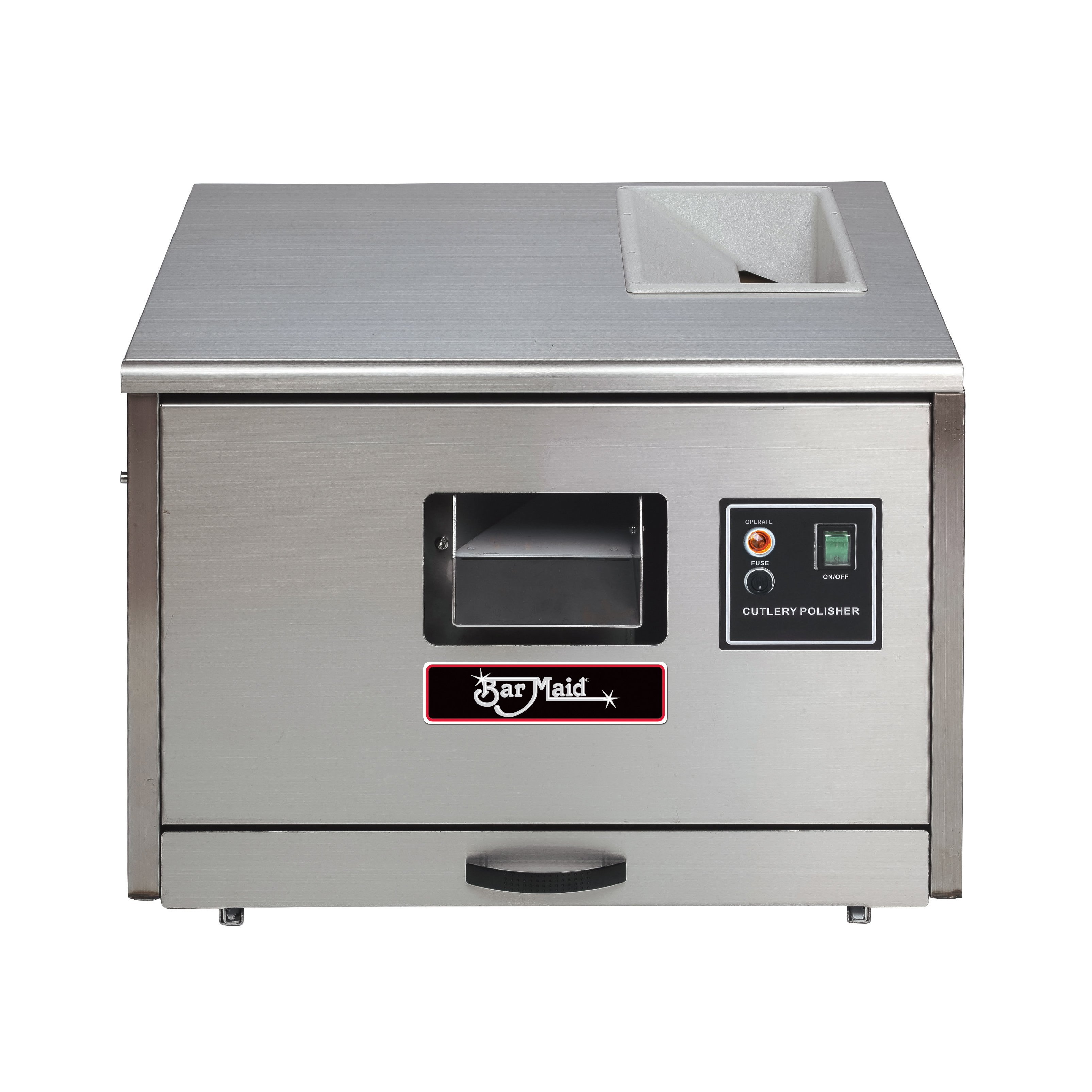 Bar Maid/Glass Pro CP-7000 cutlery dryer / polisher