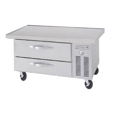WTRCS36-1-48 Beverage Air equipment stand, refrigerated base