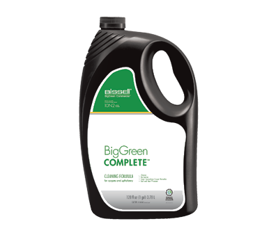 Bissell Big Green Commercial 31B6 chemicals: cleaner