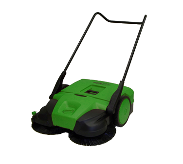 Bissell Big Green Commercial BG-477 sweeper