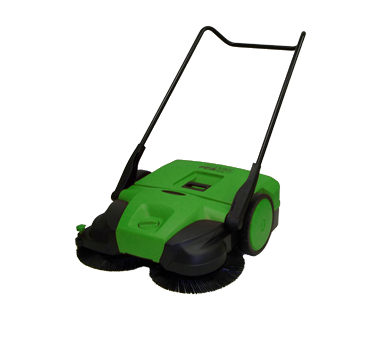 Bissell Big Green Commercial BG-497 sweeper