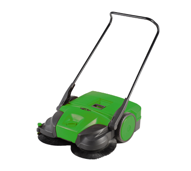 Bissell Big Green Commercial BG-697 sweeper