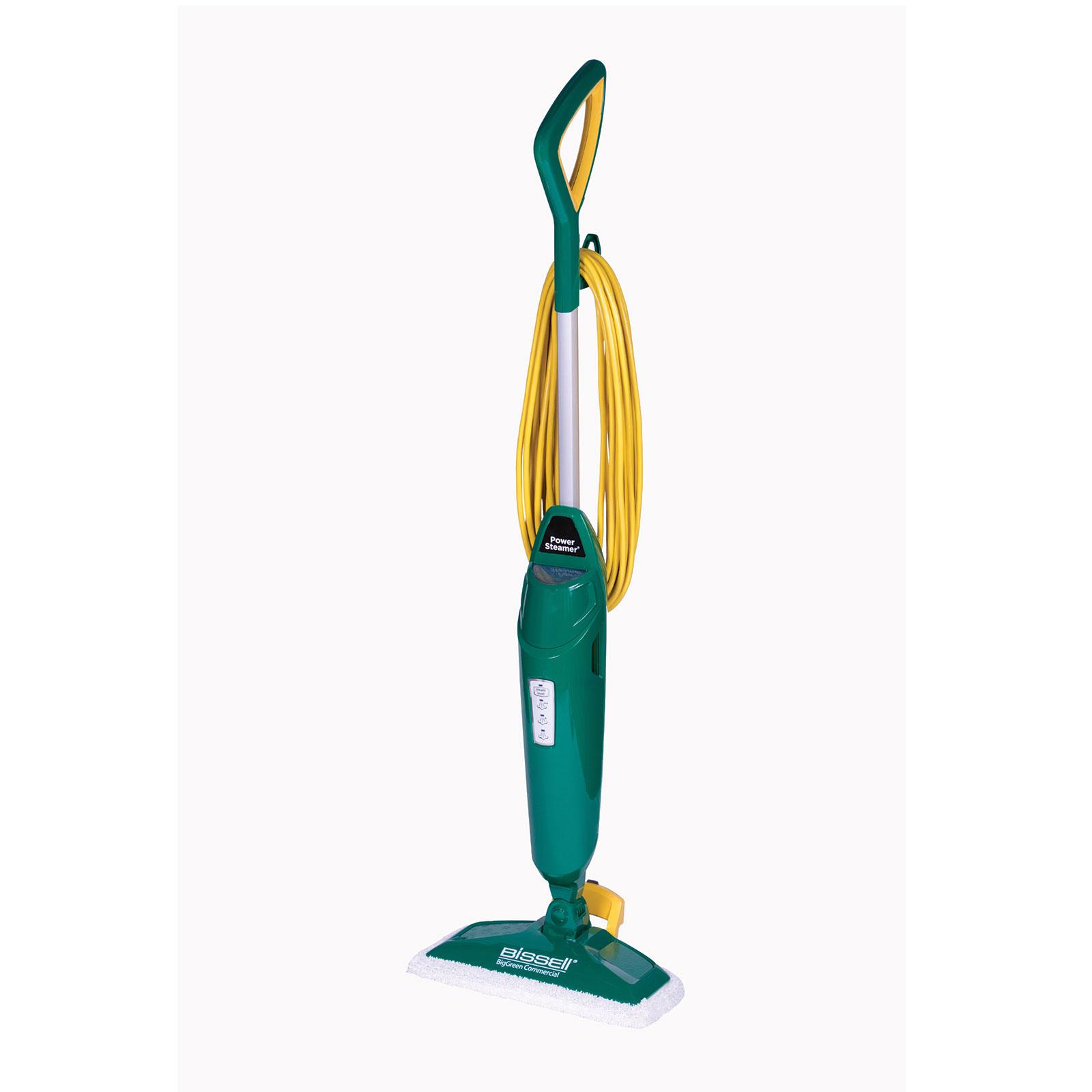 Bissell Big Green Commercial BGST1566 wet mop, complete