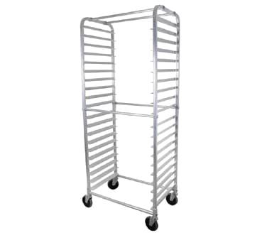 John Boos ABPR-1820-RKDS pan rack, bun