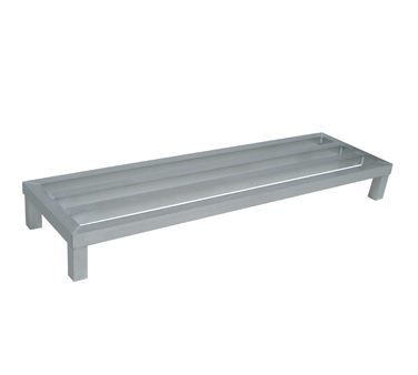 John Boos ALJB482412 dunnage rack, vented