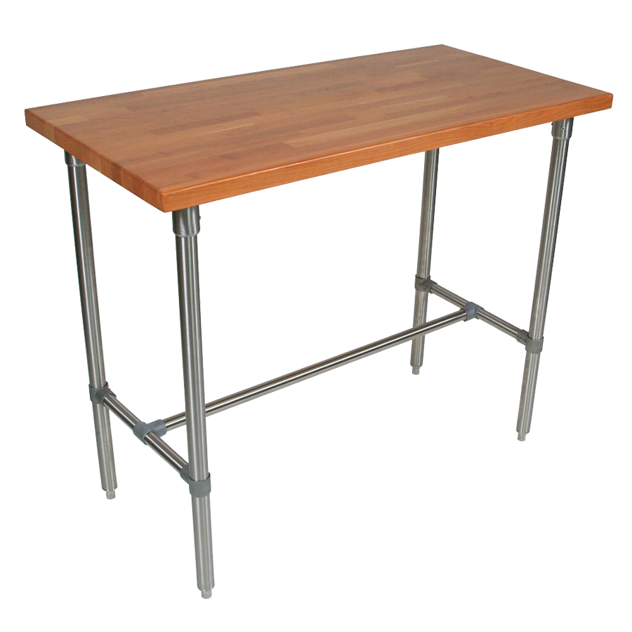 John Boos CHY-CUCKNB424 table, utility