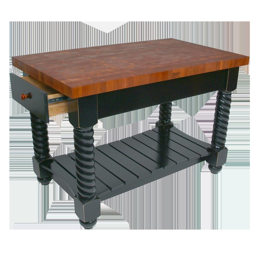 John Boos CHY-TUSI7232225EG table, utility