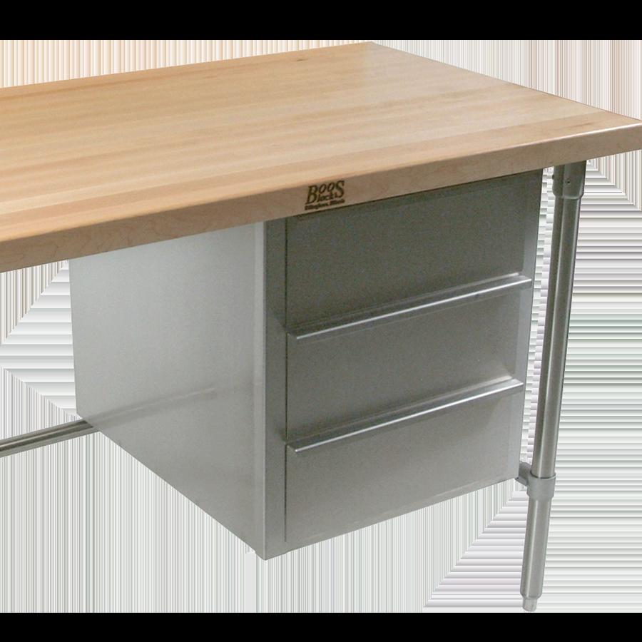John Boos D11E work table, drawer