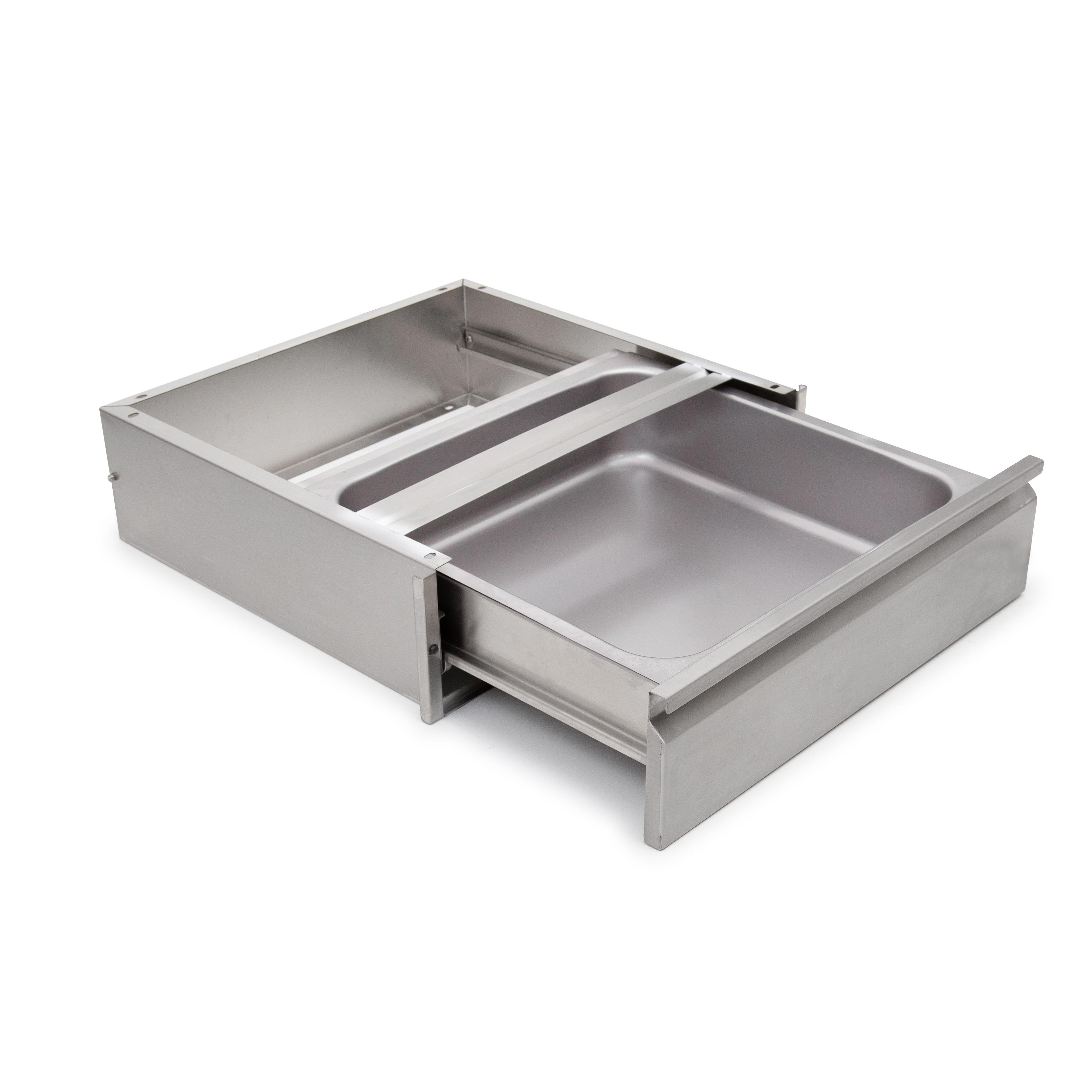 John Boos DR2015SC-W work table, drawer