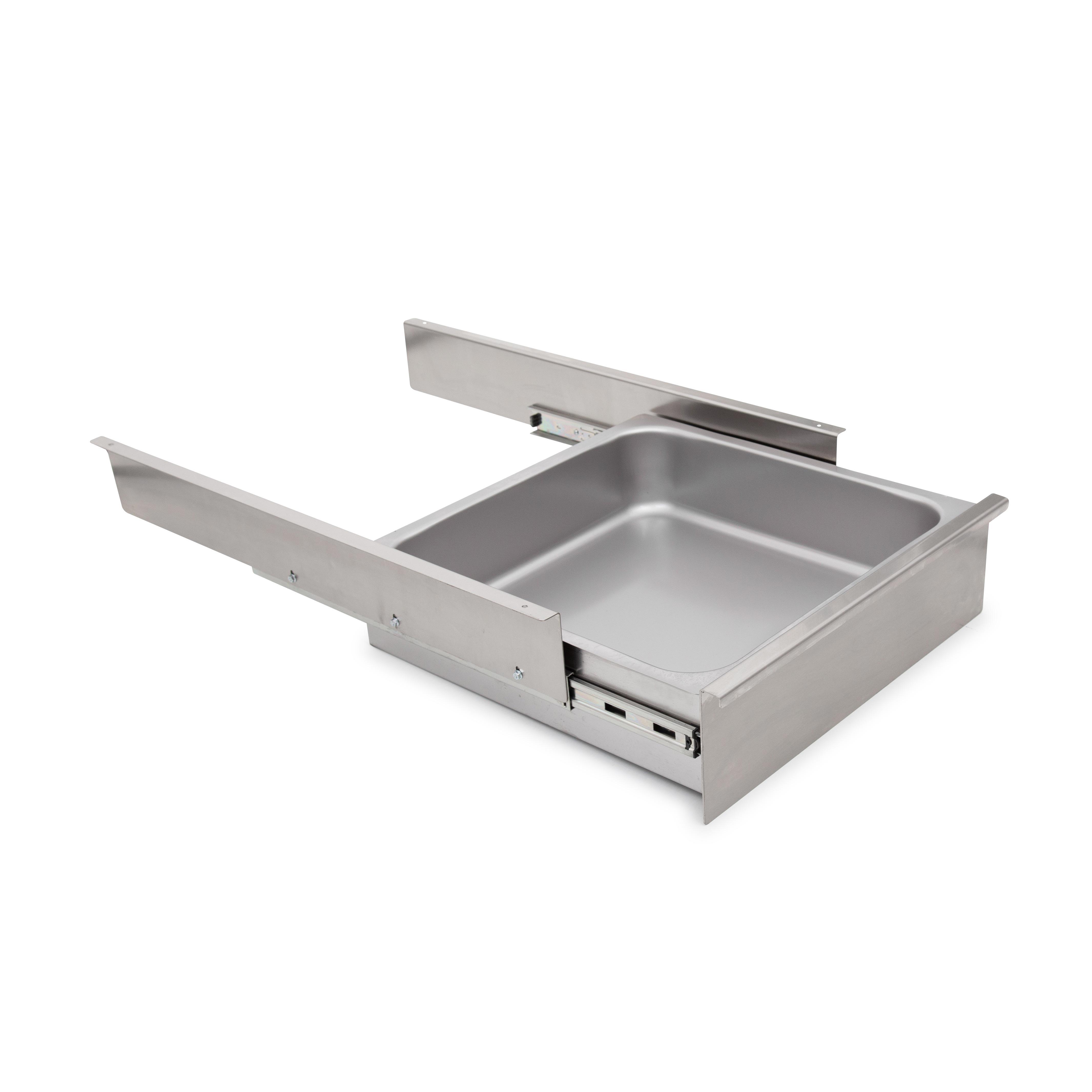 John Boos DR2020-S30 work table, drawer