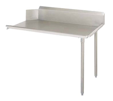 John Boos EDTC8-S30-R36 dishtable, clean straight