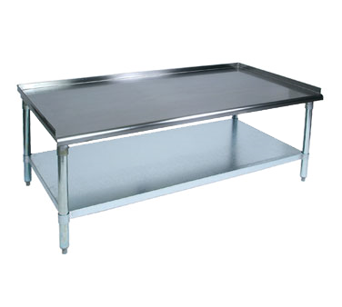 John Boos EES8-3072SSK equipment stand, for countertop cooking