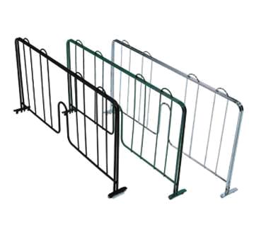 John Boos EPS-D24-B shelf divider