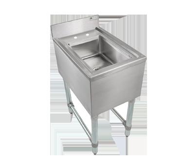 John Boos EUBDS-1014 underbar sink units