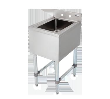 John Boos EUBDS-1014-SL underbar sink units