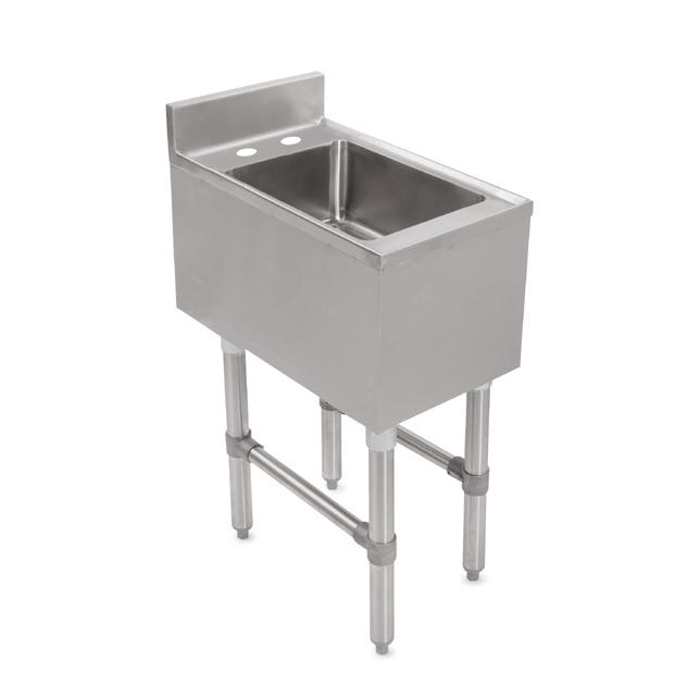 John Boos EUBDS-1221 underbar sink units